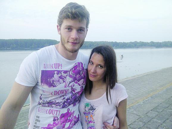 Aleksandar Radojičić i Jelena Malezović