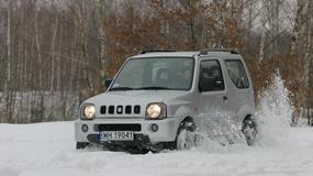 Tanie auta na zimę, czyli 4x4 za 5-15 tys. zł