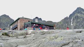 Téryho Chata - najwyżej położone, całoroczne schronisko w Tatrach
