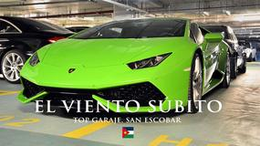 Wyjątkowa kolekcja aut prezydenta San Escobar