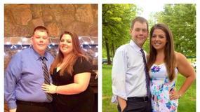 ZAJEDNO JE LAKŠE Neverovatne fotografije parova koji su zajedno gubili kilograme