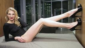 Brooke Banker - nogi o długości 120 centymetrów!