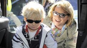 Polskie gwiazdy chwalą się dziećmi na VIP CROSS