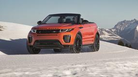 Range Rover Evoque Cabrio: wszystko w jednym