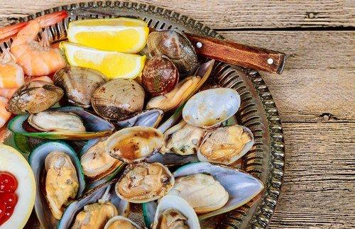 Školjke i losos su pravi spas ako često imate problem sa infekcijama