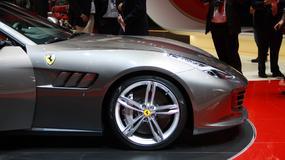 Ferrari GTC4Lusso - następca FF (Targi Genewa 2016)