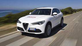 Alfa Romeo Stelvio 2.0 TB Q4 - Łamie serce, nikną marzenia