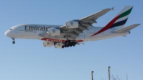 Największy samolot pasażerski na świecie w Warszawie. Byliśmy na pokładzie [GALERIA]