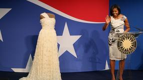 Niezwykłe suknie pierwszych dam USA z balów inauguracyjnych ostatnich 50 lat [GALERIA]