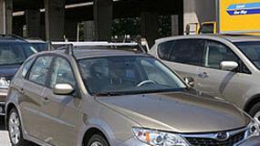 Subaru Impreza Outback Sport: pożeracz bezdroży