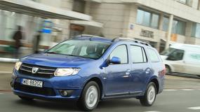 Dacia Logan MCV | Test