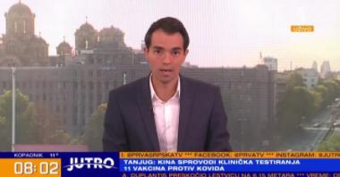 Filip Čukanović slovi za jednog od najšarmantnijih voditelja, a evo kako izgleda njegova MAJKA!