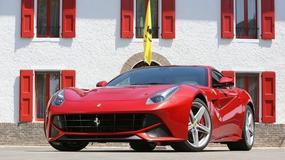 Ferrari F12 Berlinetta (Poznań Motor Show 2013)