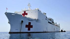 Okręty typu Mercy - pływające szpitale z tysiącem łóżek