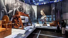 Wielka wystawa Leonardo da Vinci jest już w Łodzi. To jedna z najbardziej rozchwytywanych ekspozycji na świecie