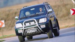 Toyota Land Cruiser 3.0 TD - Prawie niezniszczalna
