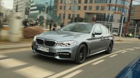 BMW 540i xDrive - powrót do formy   TEST