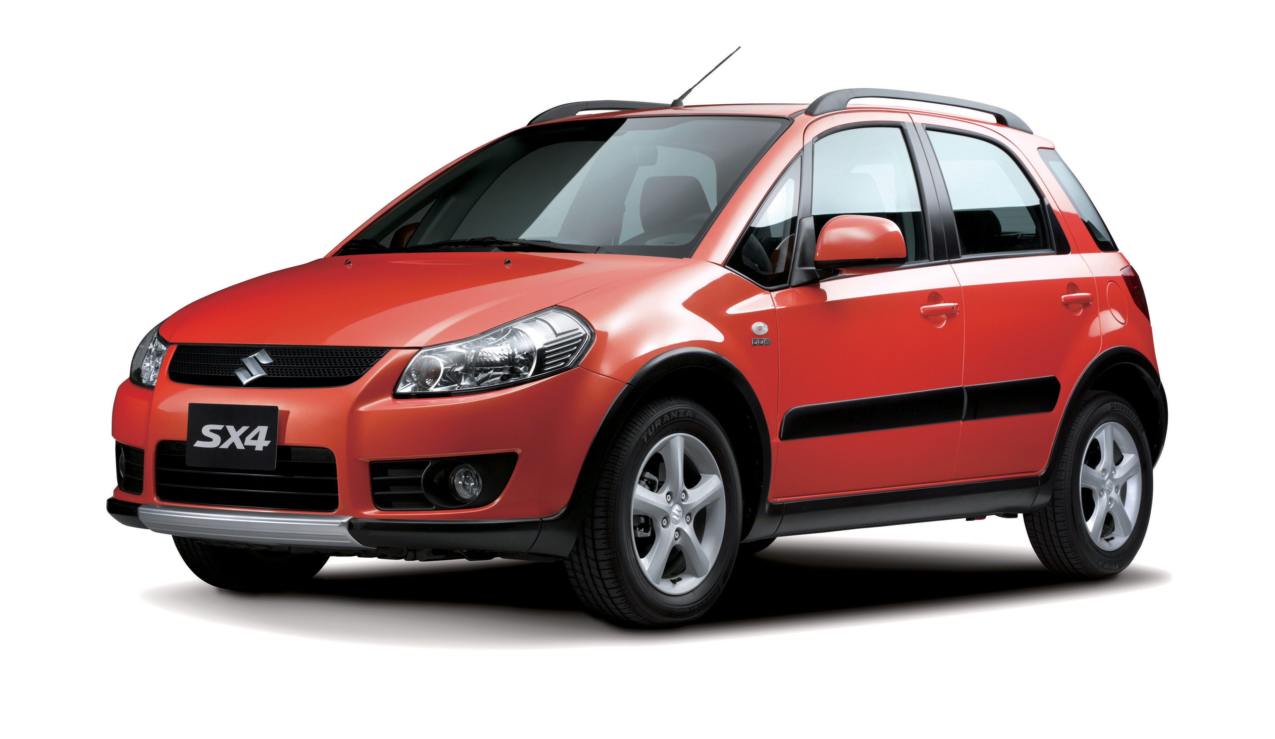 Suzuki SX4 Testy I Recenzje Zdjcia Opinie Dane