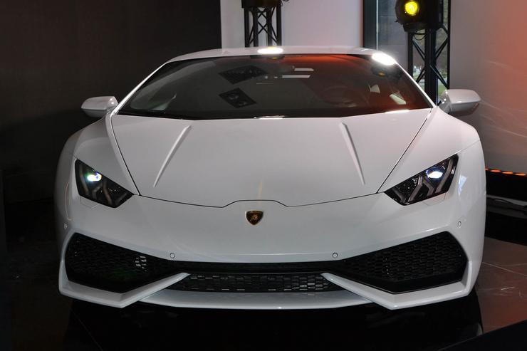 Lamborghini Otworzyło Salon W Polsce Byliśmy Tam Moto
