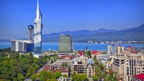 Batumi - najgorętszy czarnomorski kurort!