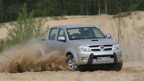 Używana Toyota Hilux - nadal jest warta zakupu