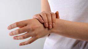 Objawy, które mogą wskazywać na zespół cieśni nadgarstka