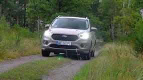 Ford Kuga Vignale - niepotrzebnie podkręcone koszty | TEST