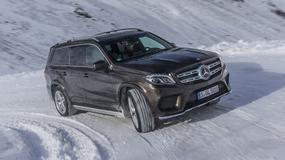 Mercedes GLS - męski SUV klasy S