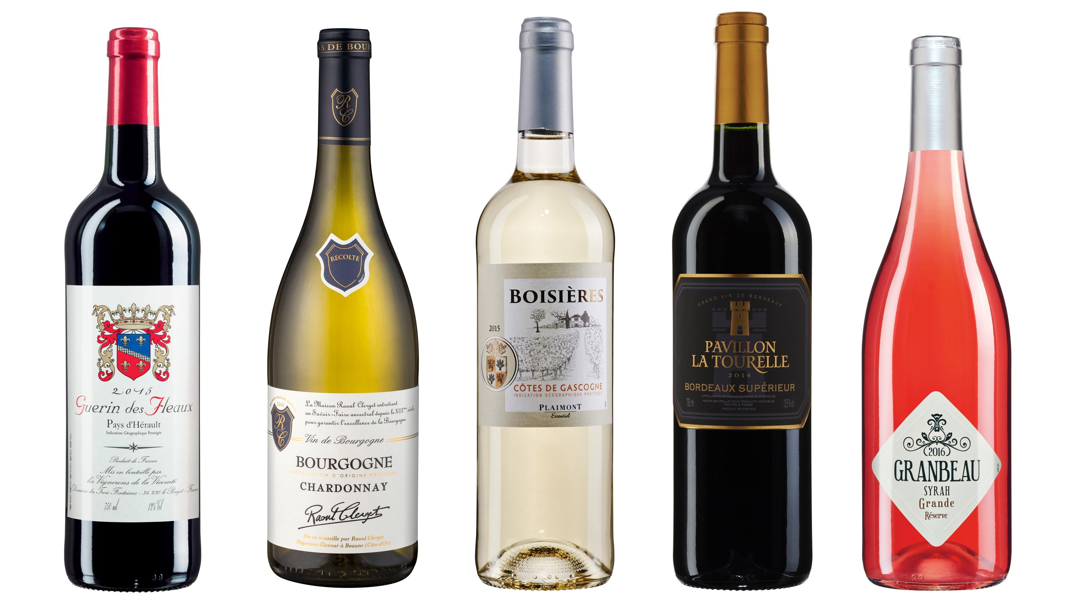 Wina Francuskie W Biedronce Jakie Wybrać