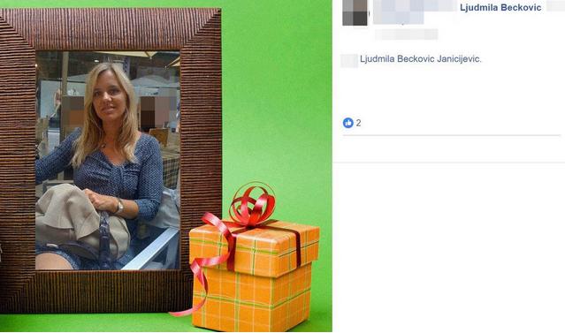 Sestra Olje Bećković, Judmila