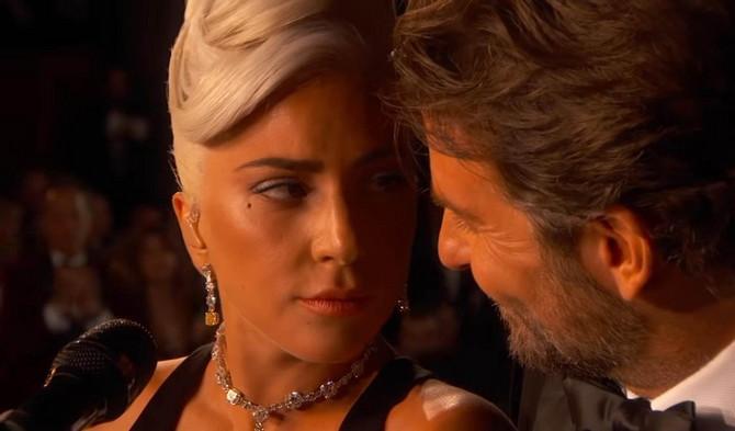 Gaga i Kuper na dodeli Oskara