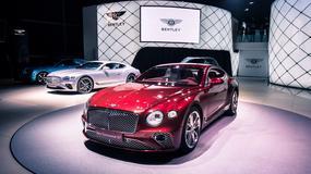 Bentley Continental GT – piękno, elegancja, pożądanie
