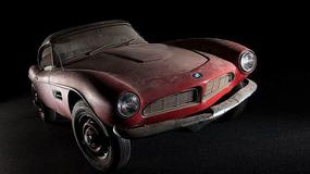 BMW 507 Elvisa Presleya będzie odnowione