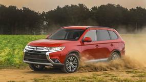 Nowe Mitsubishi Outlander - więcej niż lifting