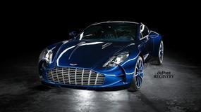 Hipnotyzujący Aston Martin One-77 na sprzedaż
