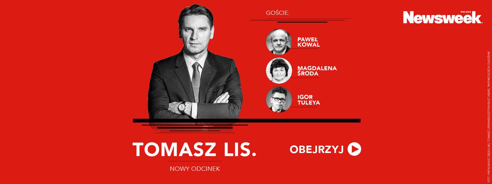 [TOMASZ LIS] Trzaskowski wygra w Końskich i Skawinie tak samo, jak wygrał w Warszawie