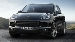 Porsche Cayenne S Platinum Edition – jeszcze bogatsze wyposażenie