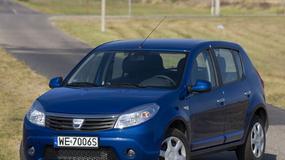 Dacia Sandero - Sandero na start (test długodystansowy)