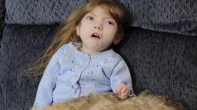 Gabrielle Williams - ośmiolatka o wzroście i wadze niemowlęcia