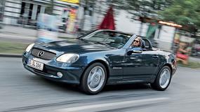 Mercedes SLK 200 Kompressor - nadchodzi jego czas!