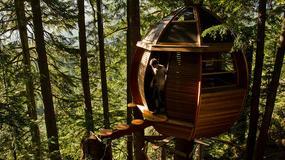 Zachwycające domki na drzewie. Niektóre z nich można wynająć na wakacje