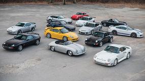 Genialna kolekcja Porsche na sprzedaż!