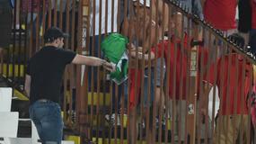 Tuča, reakcija policije i sjajan gest - navijači vratili zastavu Velšanima /FOTO/ /VIDEO/