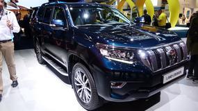 Toyota Land Cruiser: debiut nowego modelu