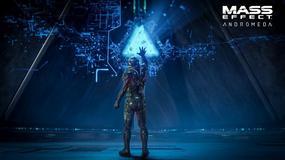 Mass Effect: Andromeda - screeny, grafiki koncepcyjne i zdalnie sterowany Nomad