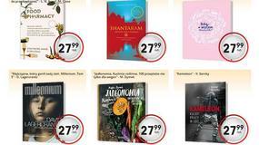 Biedronka na Mikołaja. Bestsellery za 24,99 lub 27,99 zł