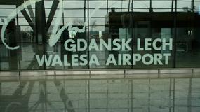 Nowy terminal lotniska w Gdańsku
