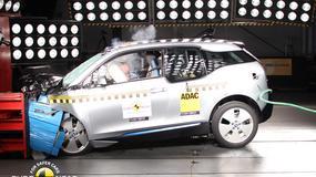 Test zderzeniowy Euro NCAP - rozbito 11 nowych modeli