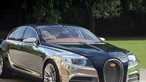 Bugatti 16C Galibier Concept: premiera nowej limuzyny odbyła się w Molsheim