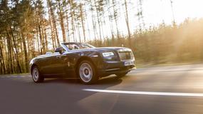 Rolls-Royce Dawn - Cisza pod gołym niebem